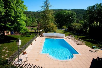 Schwimmbad Mietobjekt Villa 113594 Cotignac