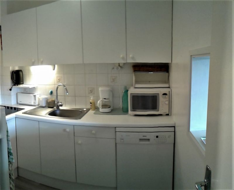 separate Küche Mietobjekt Appartement 114978 Le Grand Bornand