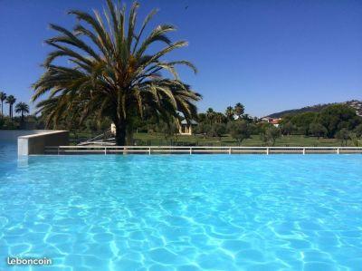 Schwimmbad Mietobjekt Appartement 115401 Juan les Pins