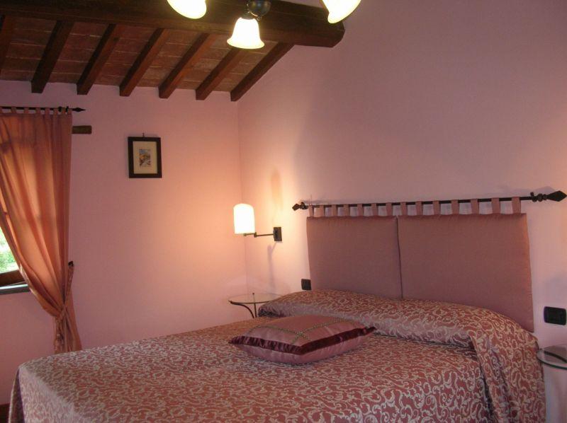 Schlafzimmer 3 Mietobjekt Villa 116579 Anghiari