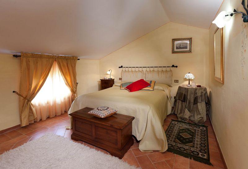 Schlafzimmer 4 Mietobjekt Villa 116579 Anghiari