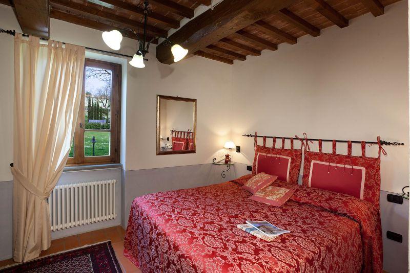 Schlafzimmer 5 Mietobjekt Villa 116579 Anghiari
