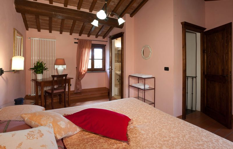 Schlafzimmer 7 Mietobjekt Villa 116579 Anghiari