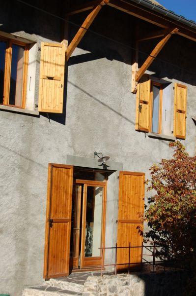 Eingang Mietobjekt Haus 66108 Auris en Oisans