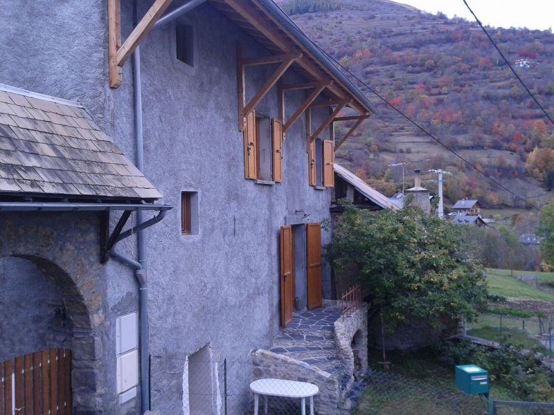 Garten Mietobjekt Haus 66108 Auris en Oisans