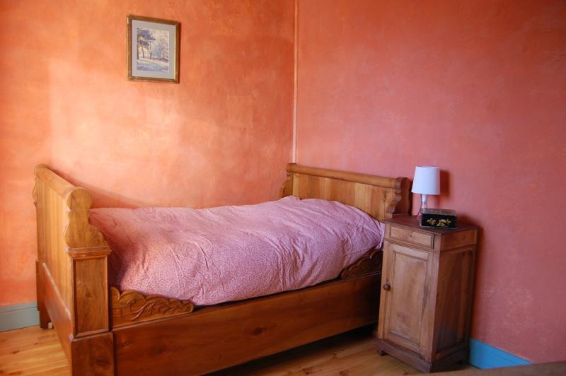 Schlafzimmer 1 Mietobjekt Haus 66108 Auris en Oisans