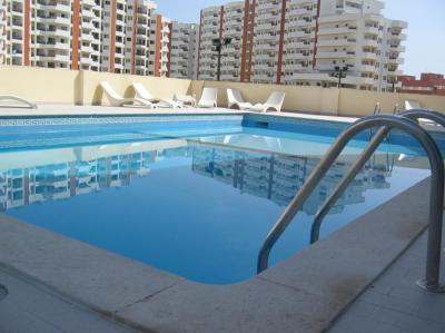 Schwimmbad Mietobjekt Appartement 71391 Praia da Rocha