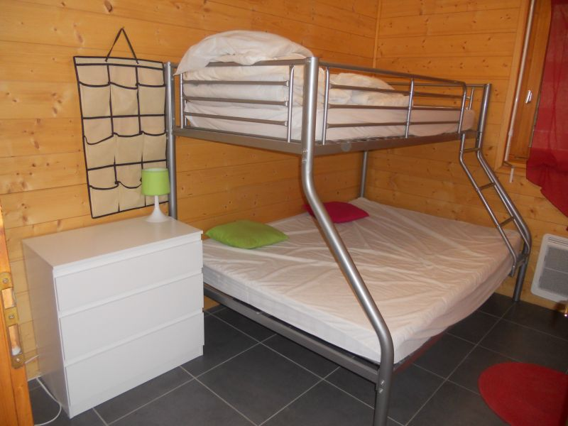 Schlafzimmer 2 Mietobjekt Appartement 72684 Vaujany