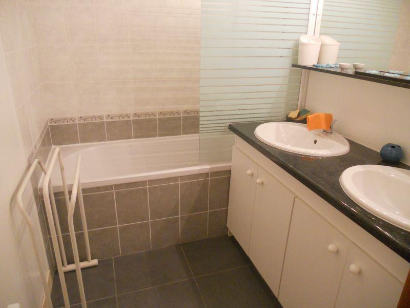 Badezimmer Mietobjekt Appartement 72684 Vaujany