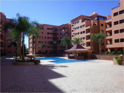 Schwimmbad Mietobjekt Appartement 74578 Marrakesch