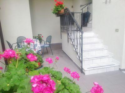 Eingang Mietobjekt Appartement 78009 Toscolano-Maderno