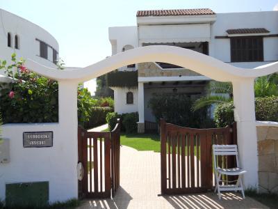 Eingang Mietobjekt Appartement 78772 Cabo Negro