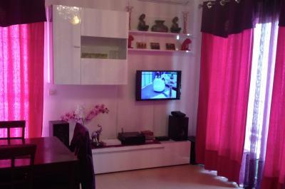 Wohnzimmer Mietobjekt Appartement 81435 Dakar