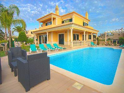 Schwimmbad Mietobjekt Villa 91369 Albufeira