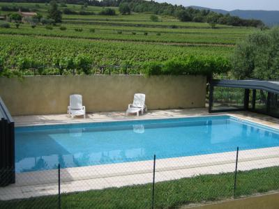 Schwimmbad Mietobjekt Ferienunterkunft auf dem Land 92894 La Tour d'Aigues