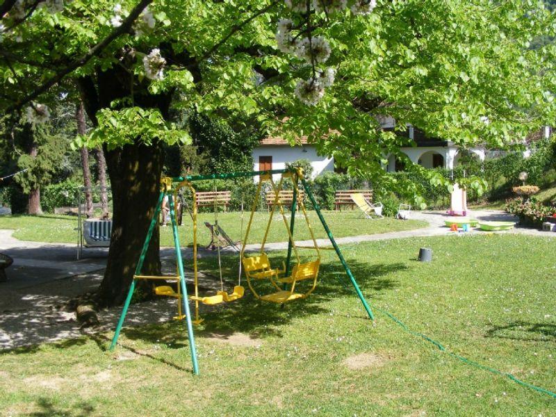 Garten Mietobjekt Appartement 94010 Lierna