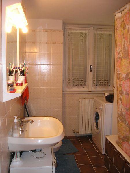Badezimmer Mietobjekt Appartement 94010 Lierna