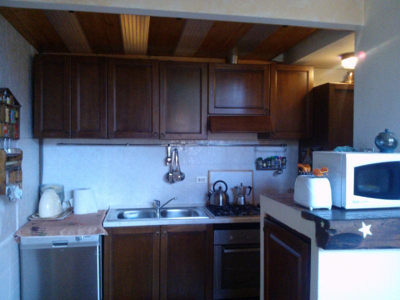 offene Küche Mietobjekt Appartement 94010 Lierna
