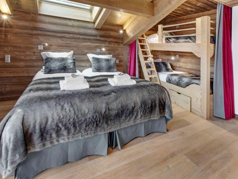 Schlafzimmer 4 Mietobjekt Chalet 94809 Le Grand Bornand