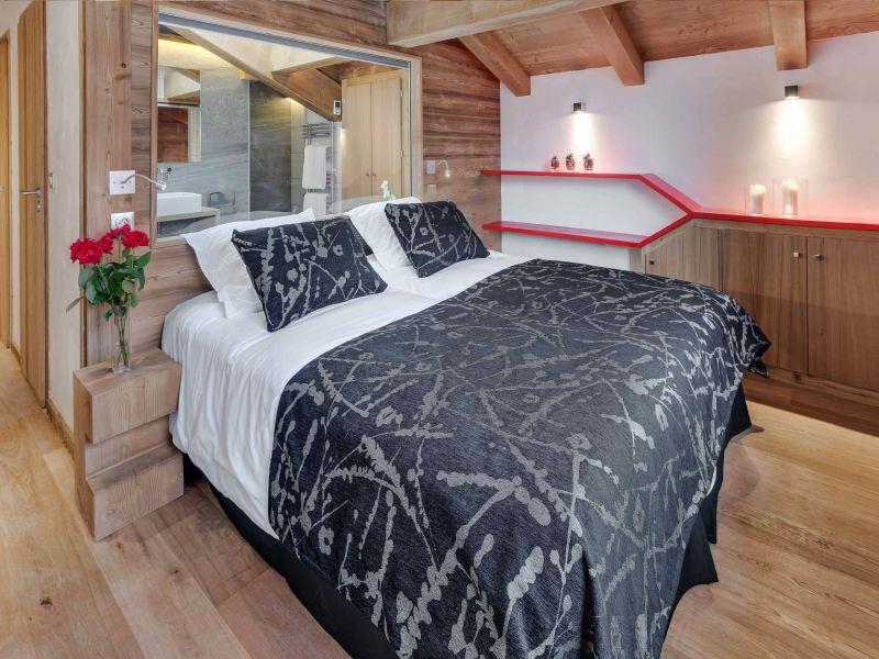 Schlafzimmer 5 Mietobjekt Chalet 94809 Le Grand Bornand