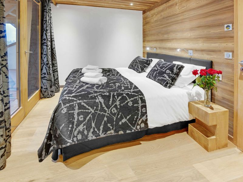 Schlafzimmer 6 Mietobjekt Chalet 94809 Le Grand Bornand