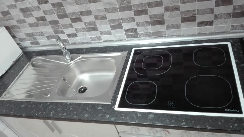 separate Küche Mietobjekt Appartement 103945 Altea
