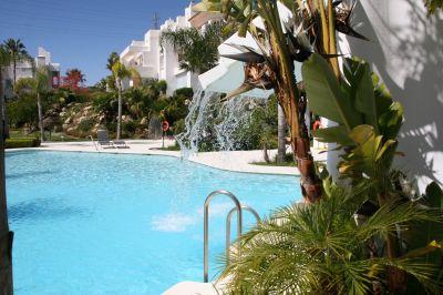 Schwimmbad Mietobjekt Appartement 108014 Estepona