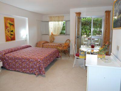 Schlafzimmer Mietobjekt Studio 111162 Principina a Mare