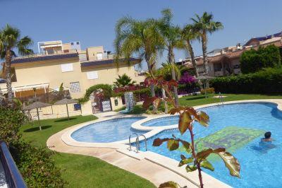 Schwimmbad Mietobjekt Appartement 112598 Alicante