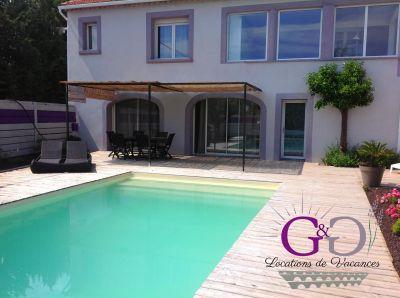 Mietobjekt Villa 113334 Alès