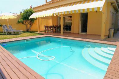Schwimmbad Mietobjekt Villa 115621 Barcelona