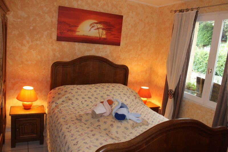Schlafzimmer 2 Mietobjekt Ferienunterkunft auf dem Land 117149 Alès