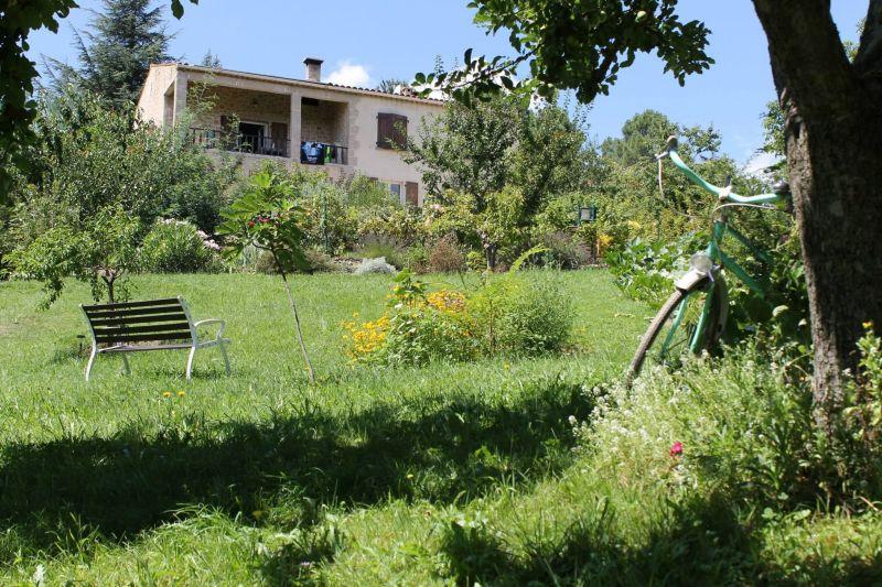 Garten Mietobjekt Ferienunterkunft auf dem Land 117149 Alès