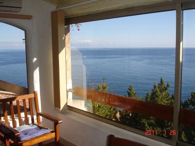 Ausblick aus der Ferienunterkunft Mietobjekt Villa 73306 Ste Lucie de Porto Vecchio