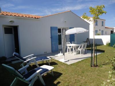 Ausblick von der Terrasse Mietobjekt Haus 81421 Saint Georges d'Oléron
