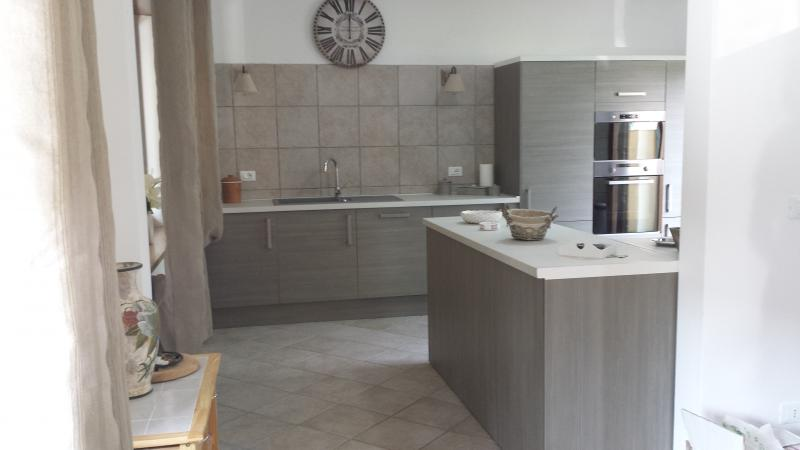 offene Küche Mietobjekt Haus 84288 Udine
