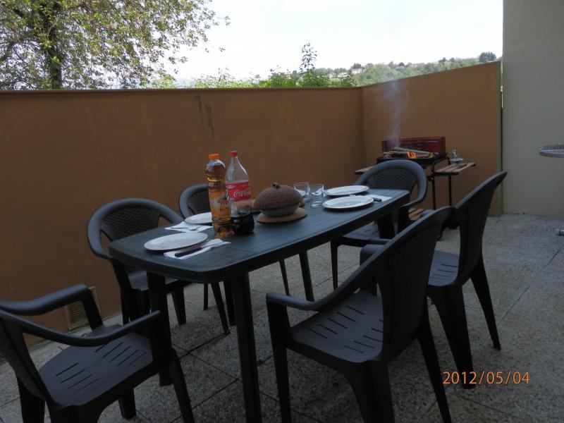Terrasse Mietobjekt Haus 84288 Udine