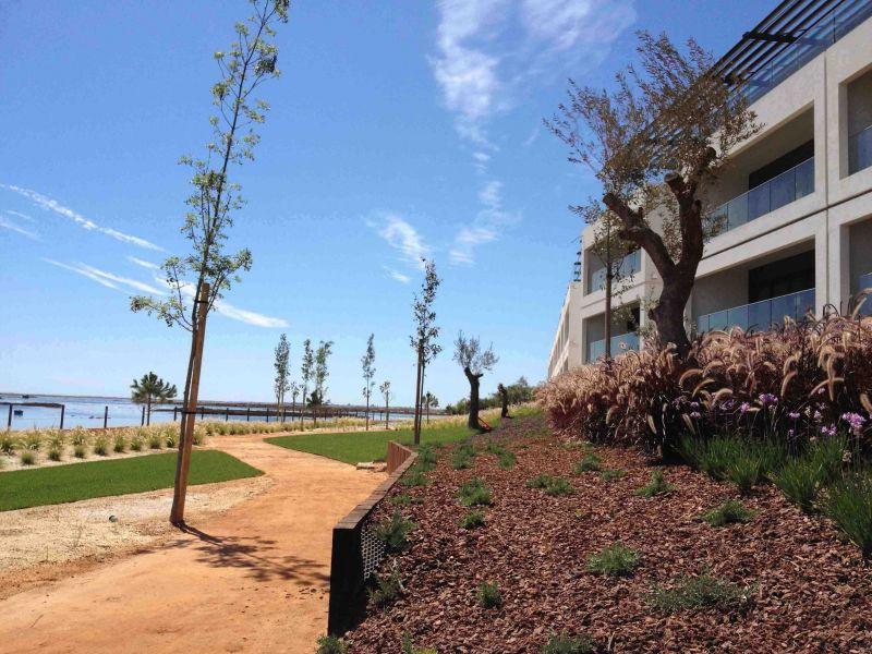 Garten Mietobjekt Appartement 86358 Olhão