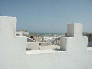 Ausblick von der Terrasse Mietobjekt Haus 87004 Essaouira