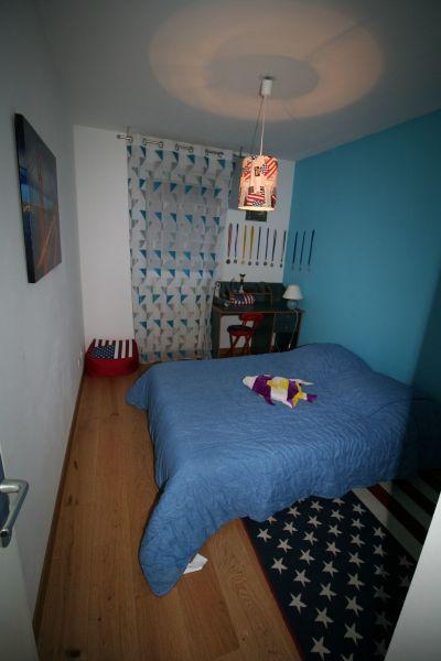 Schlafzimmer 2 Mietobjekt Appartement 87839 Bourg Saint Maurice