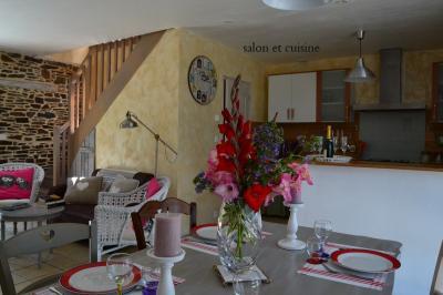 Mietobjekt Ferienunterkunft auf dem Land 90732 Saint Malo