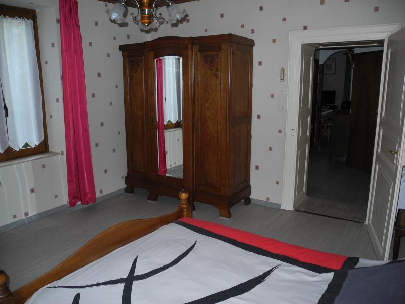 Schlafzimmer Mietobjekt Ferienunterkunft auf dem Land 96647 Bollwiller