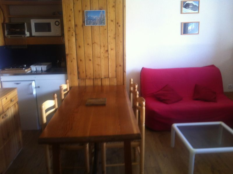 Kochnische Mietobjekt Appartement 245 Les Arcs
