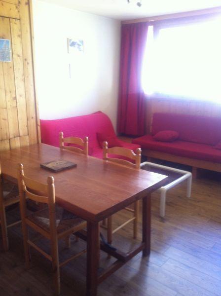 Esszimmer Mietobjekt Appartement 245 Les Arcs