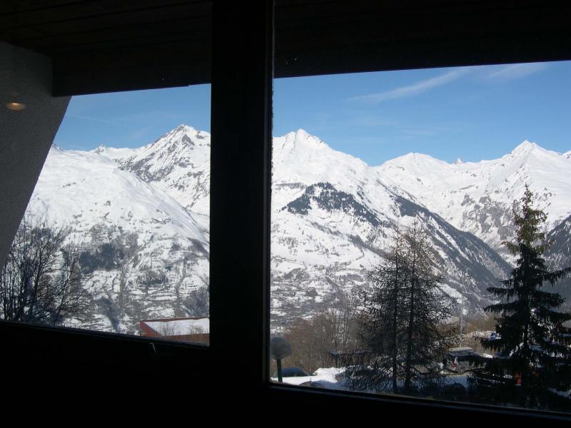 Ausblick aus der Ferienunterkunft Mietobjekt Appartement 245 Les Arcs