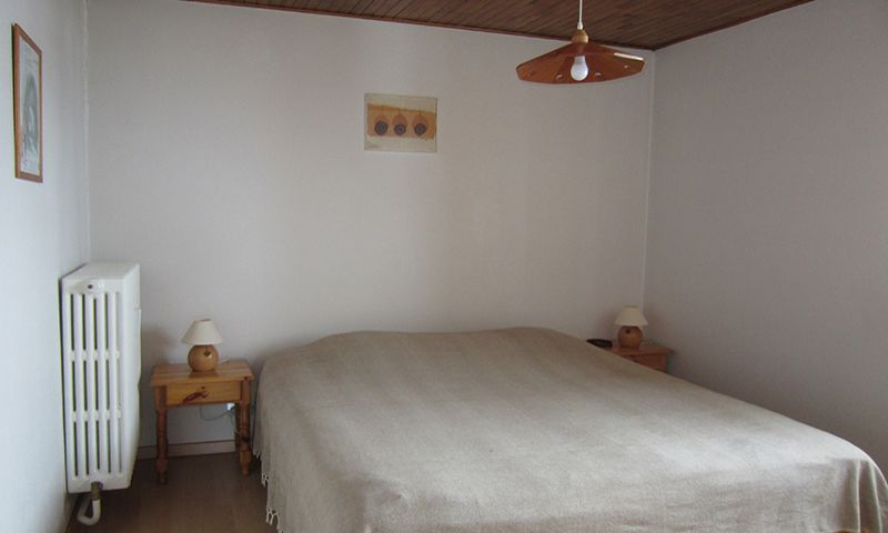 Schlafzimmer 1 Mietobjekt Appartement 64 Alpe d'Huez