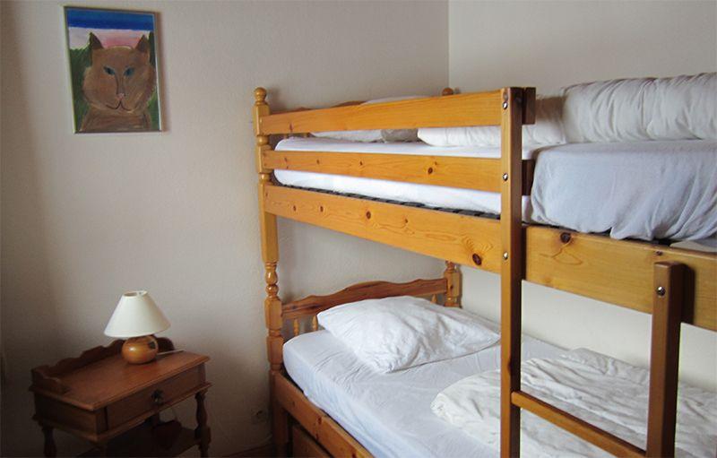 Schlafzimmer 2 Mietobjekt Appartement 64 Alpe d'Huez