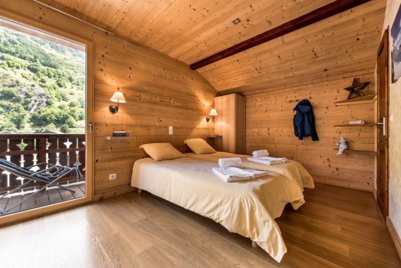 Schlafzimmer 2 Mietobjekt Chalet 100576 Les Menuires