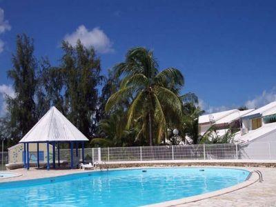 Schwimmbad Mietobjekt Appartement 102059 Saint Francois