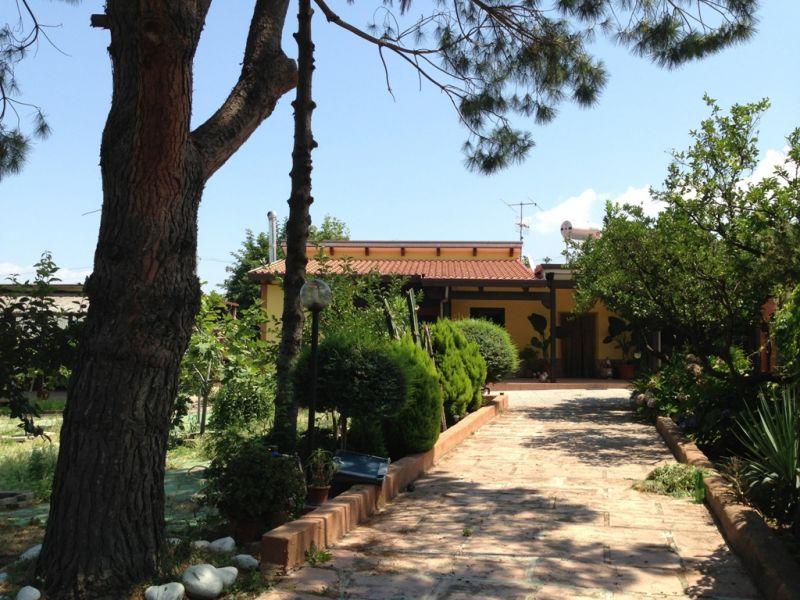Eingang Mietobjekt Fremdenzimmer 108638 Castellammare di Stabia